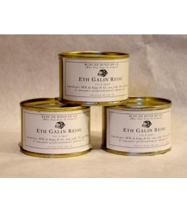 """Bloc de foie gras de pato (Bloc de """"HITGE DE LIT"""") 70gr"""