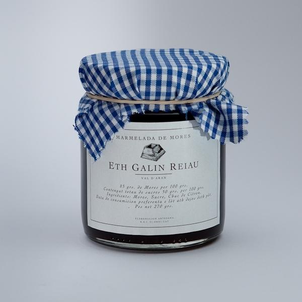 Marmelada de Mores (Mermelada de Moras)